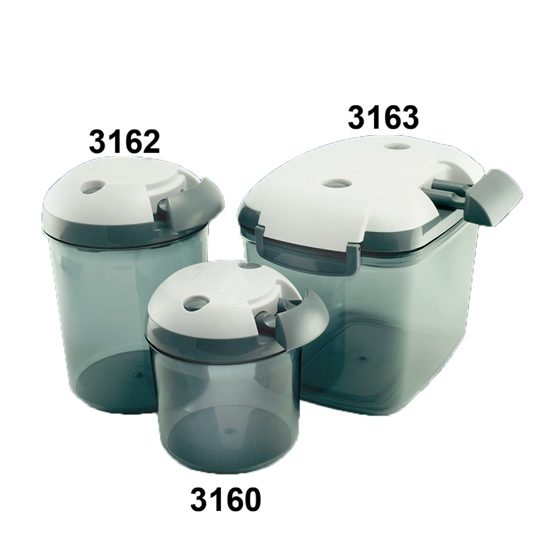 Discontinued 3160 Desi Vac Vacuum Pump Containers