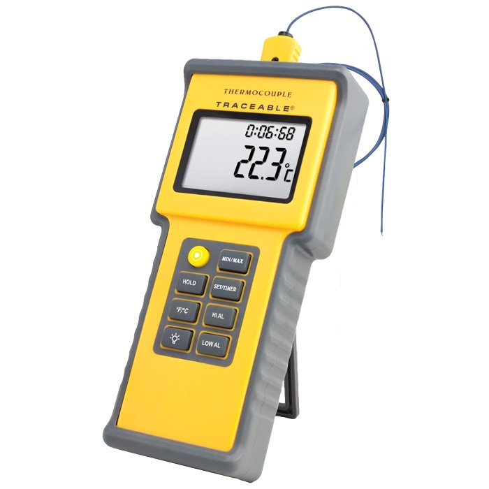 Total-Range Traceable Thermometer