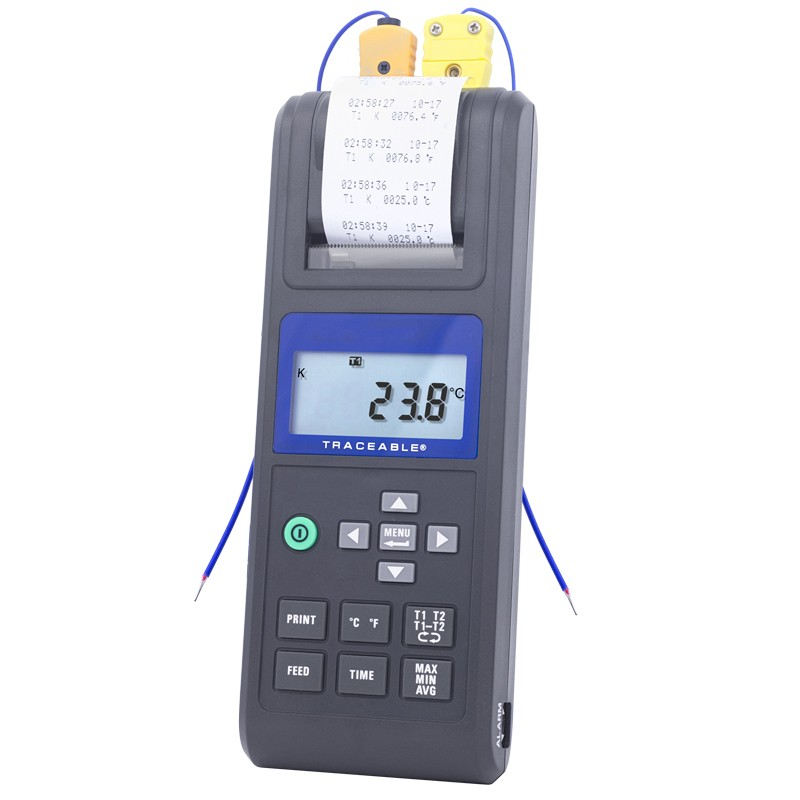 Printing Traceable Thermometer