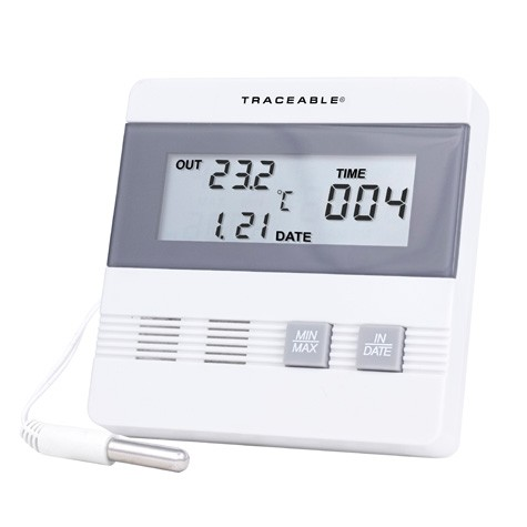 Memory Traceable Thermometer