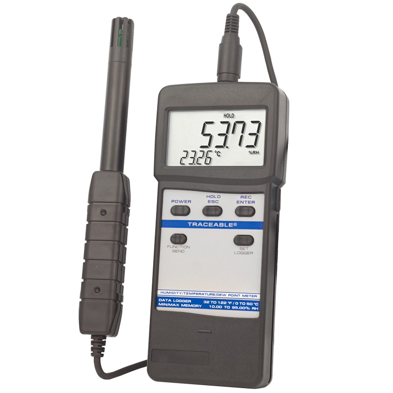 Humidity Traceable Thermometer