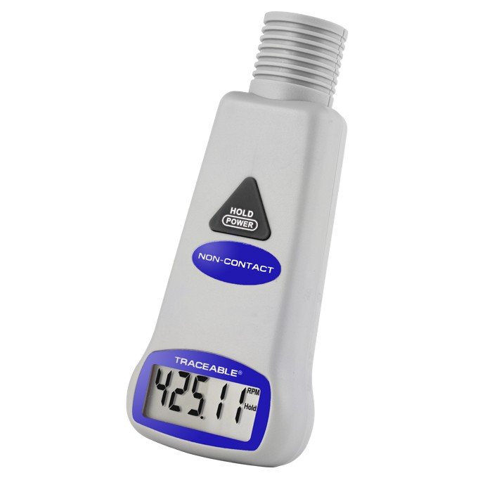 Red LED Traceable Tachometer