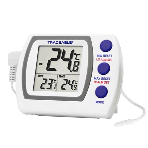 Memory Monitoring Plus Traceable Thermometer