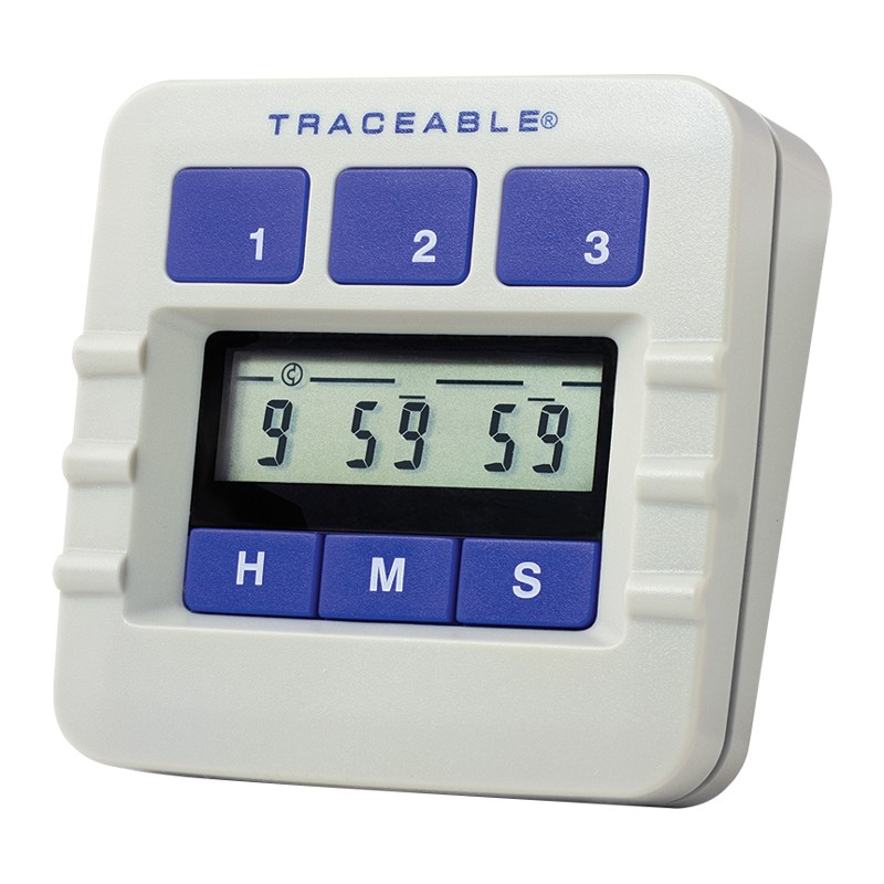 Original Traceable Lab Timer