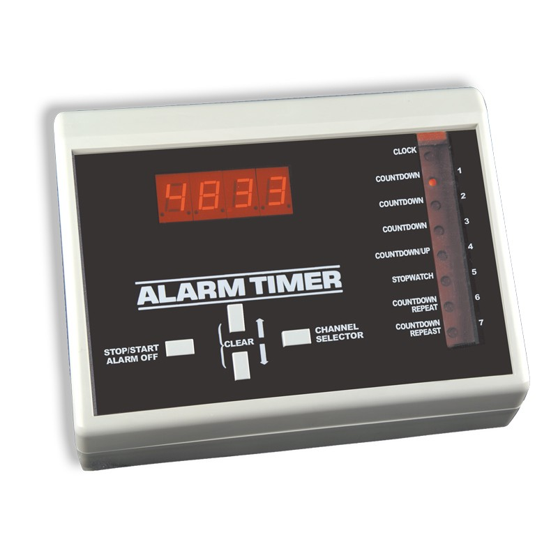 Traceable Alarm Timer