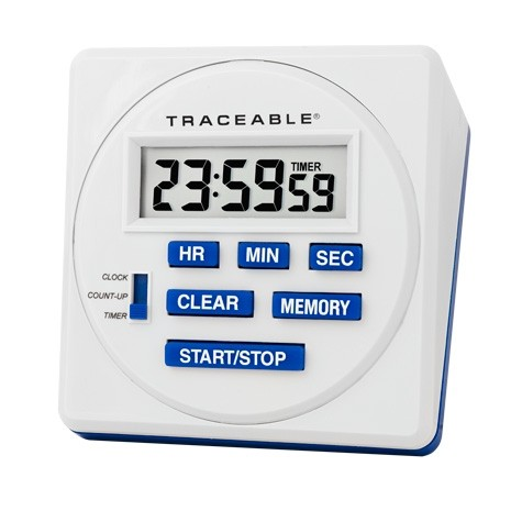 Lab-Top Traceable Timer