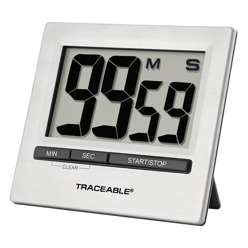 GIANT-DIGIT   Traceable Countdown Timer
