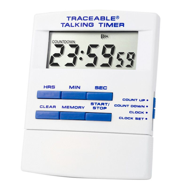Talking Traceable Timer