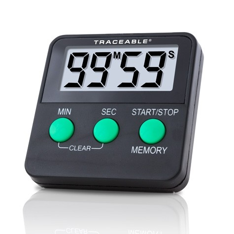 99M/59S Traceable Timer
