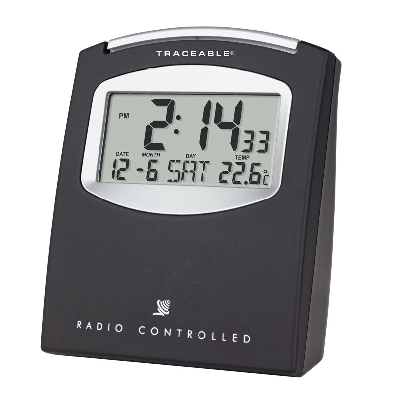 Radio-Controlled Traceable Clock *DISCONTINUED*
