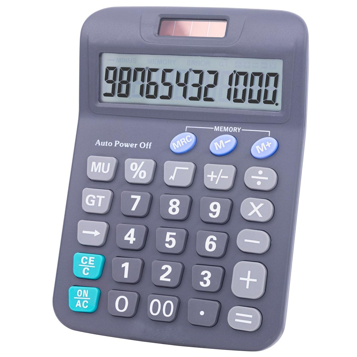 6032 12 - Digit Solar Desktop Calculator