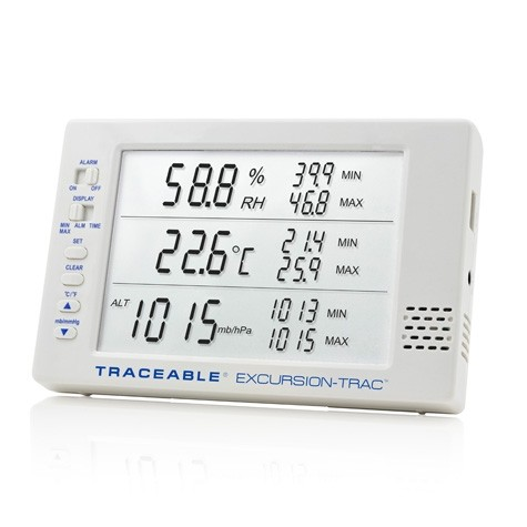 Excursion-Trac  Datalogging Traceable Barometer