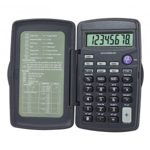 Compact-Sized Metric Converter *DISCONTINUED*