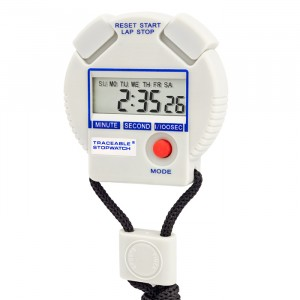 Jumbo-Digit Traceable Stopwatch