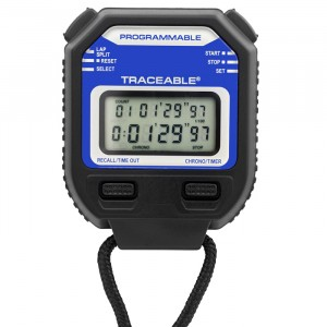 Stopwatch/Repeat Traceable Timer