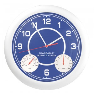 Quartz Traceable Clock
