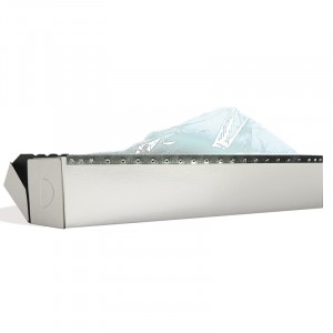 3470 Clear Plastic Lab Wrap