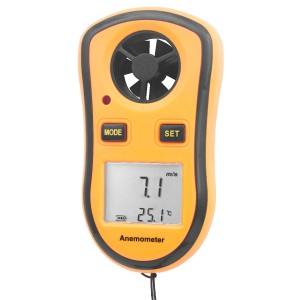 Micro Traceable Anemometer Thermometer