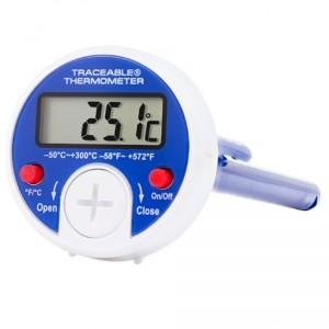 Digital Dial Traceable Thermometer