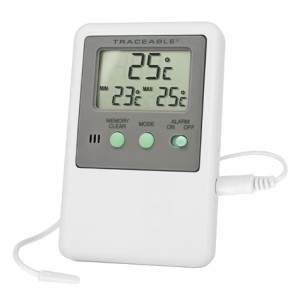 Memory Traceable Monitoring Thermometer