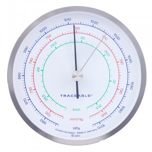 Precision Dial Traceable Barometer