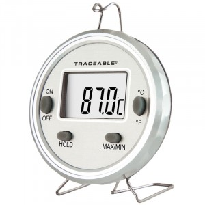 Dishwasher Metal Traceable Thermometer