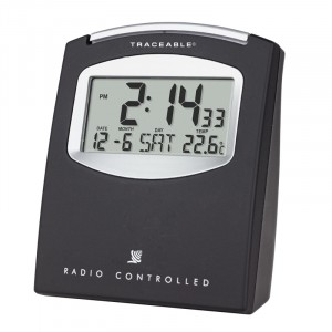 Radio-Controlled Traceable Clock