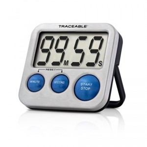 Blue-Steel Traceable Timer