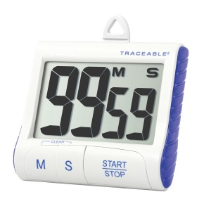 XXLarge Digit Countdown Traceable Timer