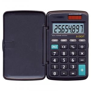6023 Big Digit Solar-Powered Calculator