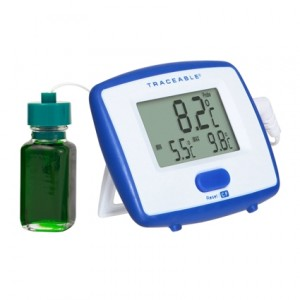 Precision Traceable Sentry Thermometers