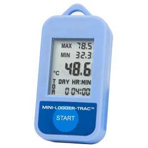 Mini-Logger-Trac  Datalogging  Thermometer