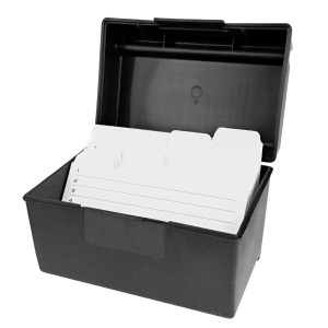1007 Slide Holders Storage Box