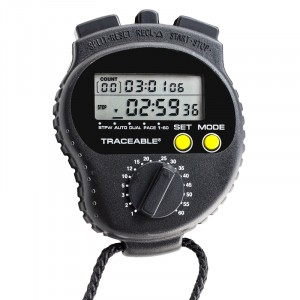 Countdown Traceable Stopwatch