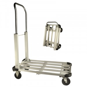 3081 Aluminum Fold-Up Cart