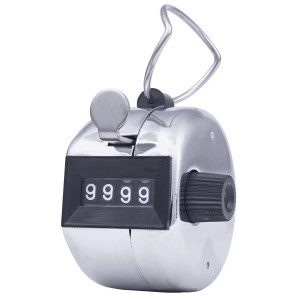 3125 Hand Tally Counter