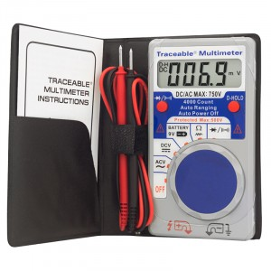 3250 Digital Auto-Range Multimeter
