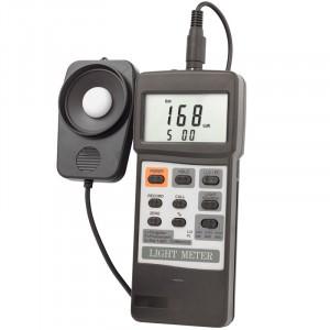 Dual-Display Traceable Light Meter