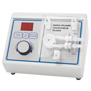 3389 Variable-Speed Peristaltic Tubing Pump