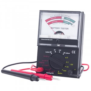 Battery Traceable Tester *DISCONTINUED*