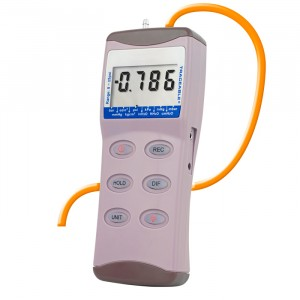 Pressure/Vacuum / Gauge Traceable Manometer