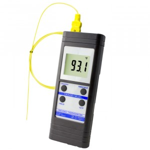 Type K Big-Digit Traceable Thermometer