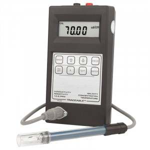 4063 Traceable Portable Conductivity Meter