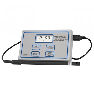 Dew Point Thermometer Traceable Hygrometer