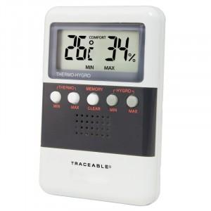 Digital Traceable Humidity/Temp. Meter