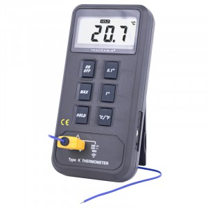 Digital Record Output Traceable Thermometer