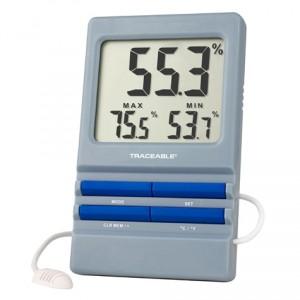 RH/Temperature Monitoring Traceable Hygrometer