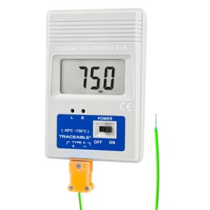 Pocket-Size Traceable Thermometer (ºC Model)