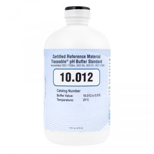 4282 Traceable® 10.012 pH Buffer Standards (CRM)
