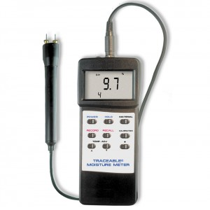 Moisture Traceable Meter *DISCONTINUED*